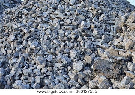 Recycled Concrete Aggregate Rca Which Is Produced By Crushing Concrete Reclaimed From Concrete Build