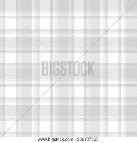 Plaid Tartan Checkered Seamless Pattern