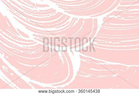 Grunge Texture. Distress Pink Rough Trace. Flawless Background. Noise Dirty Grunge Texture. Eminent