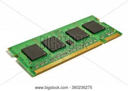 Ram Random Access Memory Chips Printed Circuit Board