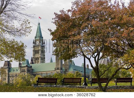 Fall Peace Tower