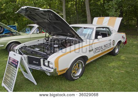 1972 Hurst Oldsmobile Indianapolis 500 Pace Car