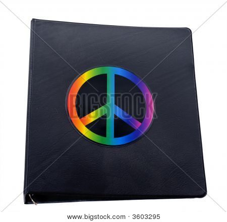 Back To School Peace Sign