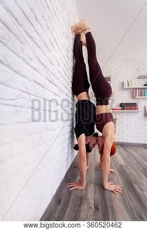 Hand Stands Together