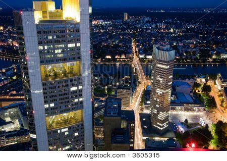 Commerzbank And European Central Bank