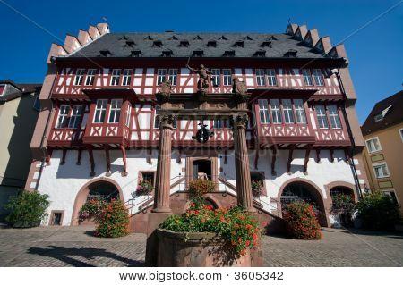 Old Town Hall - Hanau