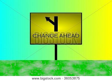 Change Ahead Image