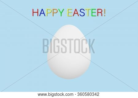 Happy Easter. Easter In The World Holy Day