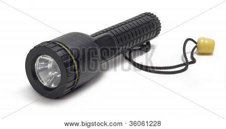 Black Pocket Lamp