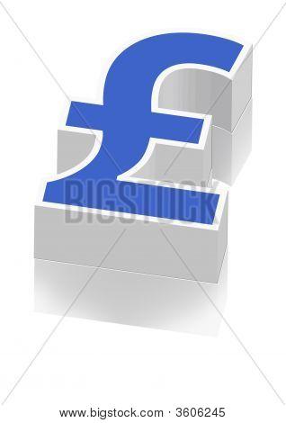 3D Pound Sign