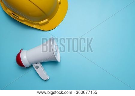 Announcement And Announce Advertising Background Public Relations About Construction Building, Home,
