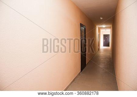 The Hallway In Condominium
