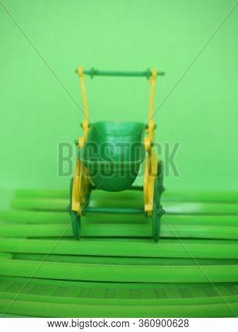Toy Baby Pushchair