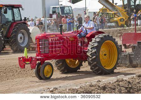 Massey Harris Super 101 Tractor