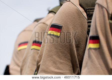 Bundeswehr Soldiers
