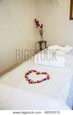 Table for massage
