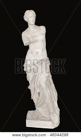Antiga estátua de Vênus de Milos