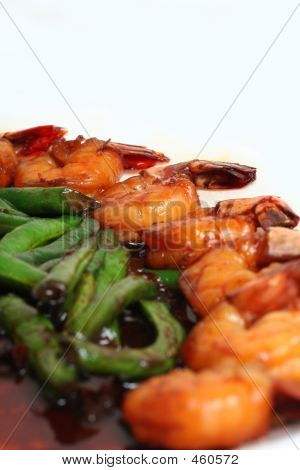 Prawn And Long Beans
