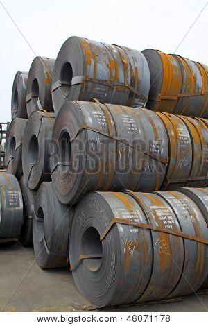 Raw Materials Strip