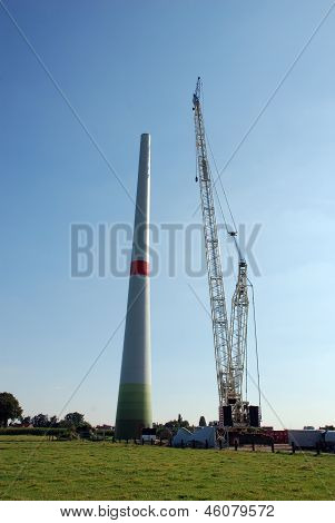 Construction Windturbine