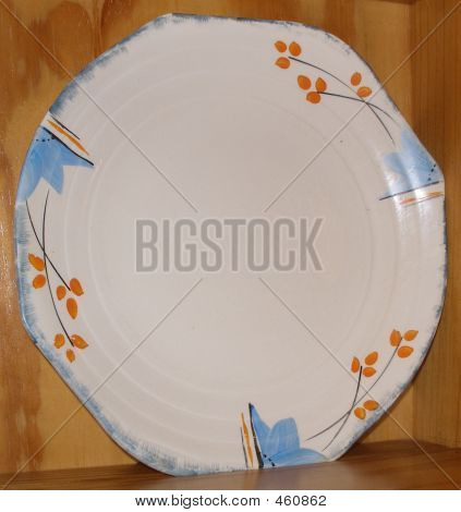 Pretty Decorative Plate