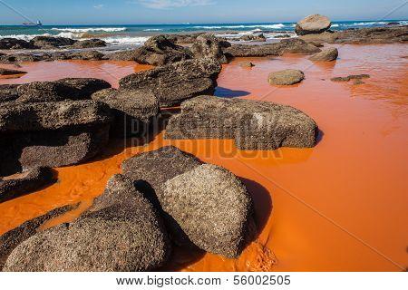 Ocean Pollution Industrial