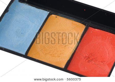 Grease-paint Box Closeup