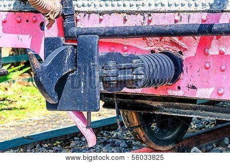Connecting Rod Locomotive