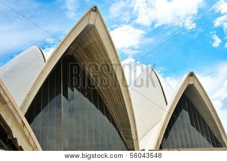 SYDNEY - MARCH 6: The Sydney Opera House is among the busiest performing arts centres in the world, hosting over 1,500 performances each year attended by some 1.2 million people.