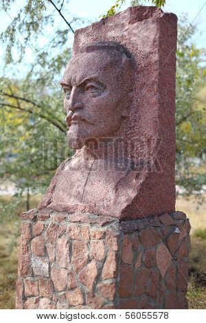 Monument of Feliks Dzerzhinsky