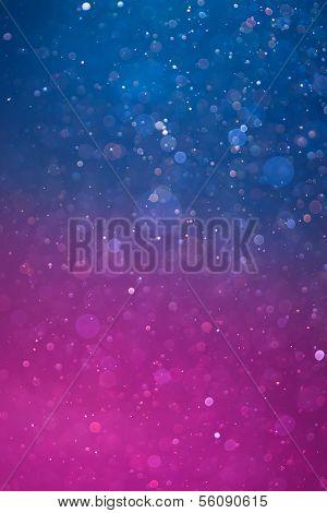 shiny bokeh background