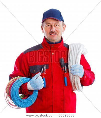 Friendly Serviceman