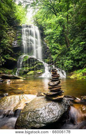 Upper Catabwa Falls 3