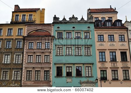 Warsaw Old Town.