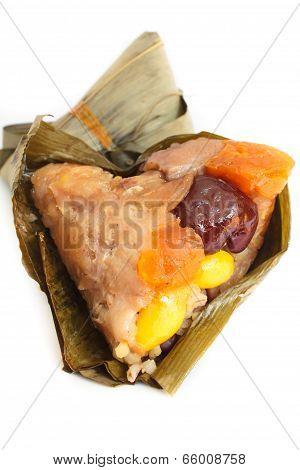 rice dumpling zongzi or bakcang duanwu festival. poster