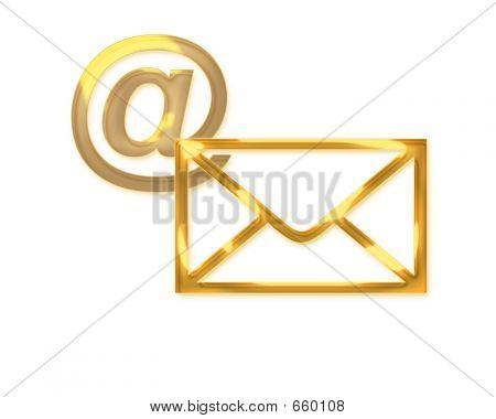 Golden Mail