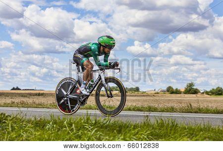 The Cyclist Yukiya Arashiro