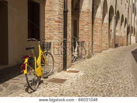 Italian architecture, Treviso, Italy