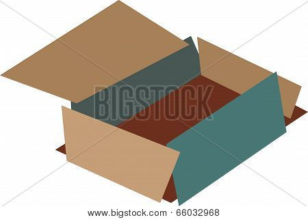 Abstract box