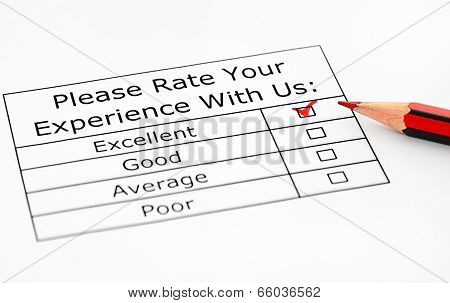 Excellent Experience