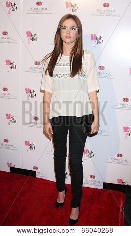 LOS ANGELES - MAY 31:  Zoey Deutch at the