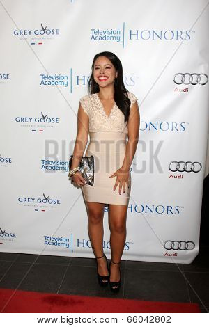 LOS ANGELES - JUN 1:  Cierra Ramirez at the 7th Annual Television Academy Honors at SLS Hotel on June 1, 2014 in Los Angeles, CA