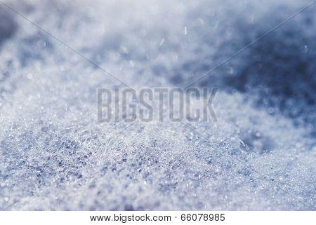 Pure foam background