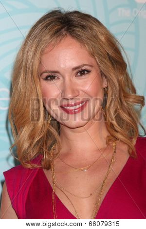 LOS ANGELES - MAY 30:  Ashley Jones at the Step Up's Inspiration Network Luncheon at Beverly Hilton on May 30, 2014 in Beverly Hills, CA