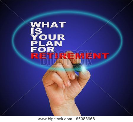 What Is Your Plane For Retirement