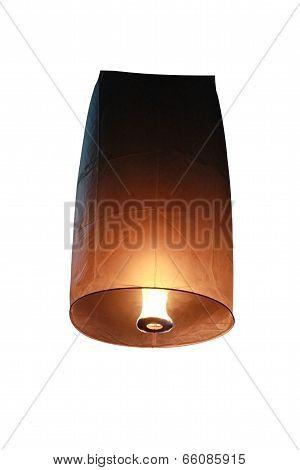Floating lantern (Yee Peng)