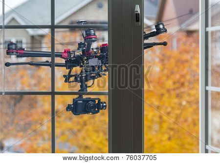Spying Drone