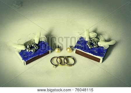 Bride Groom Accessories