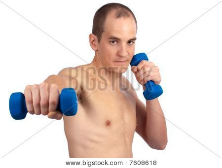 Dumbell Boxing Workout