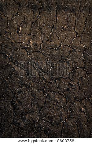 Cracking Mud